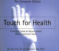 Livre TOUCH FOR HEALTH
